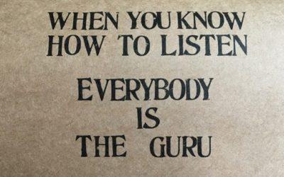 Einfach zuhören
